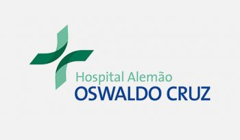 Logo do Hospital Alemão Oswaldo Cruz